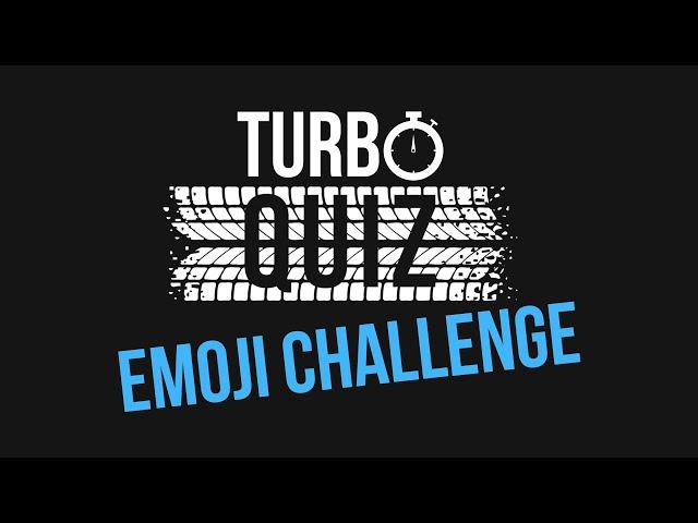 Turbo Quiz - Émoji Challenge