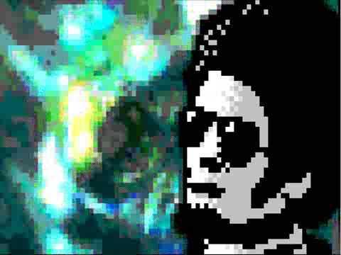 Infekt by Dairos Et Al - Textmode Demo