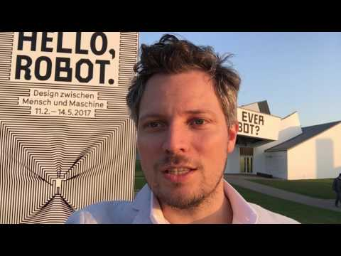 Special: Have you ever met a Robot? -  Vitra Design Museum