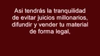 Pistas de Tango - Tango Karaoke - Cimarrón de Ausencia - Roberto Rial Producciones