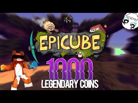 EpiCube 1000 LC Coins +  Como tener 1 Mascota Gratis