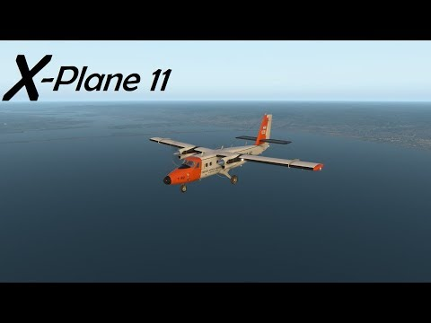 RWDesign DHC-6 Twin Otter v2 - Cold & Dark Tutorial - Detailed First Look! [X-Plane 11]