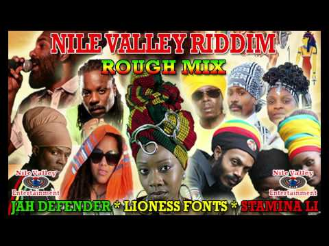 NILE VALLEY RIDDIM (Various Artists)