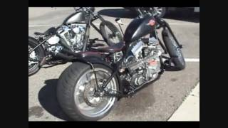 Old School Bobbers Choppers
