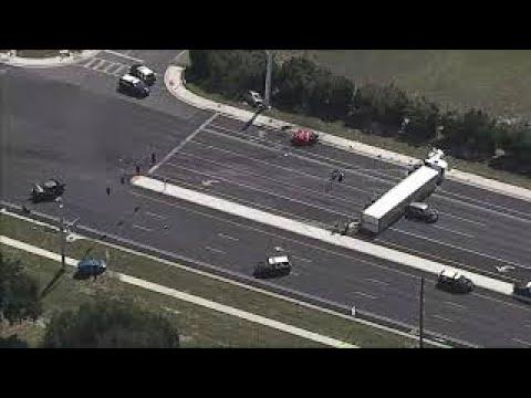 Crash shuts down U S  Highway 27 in Lake County