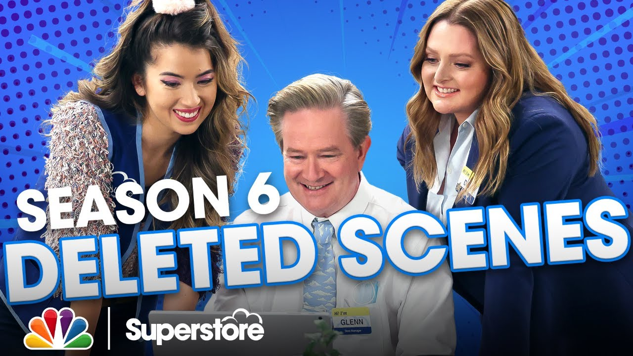 Download Deleted Scenes from the Final Season - Superstore