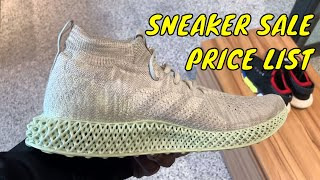 BEST SNEAKERS ON SALE (Price L…
