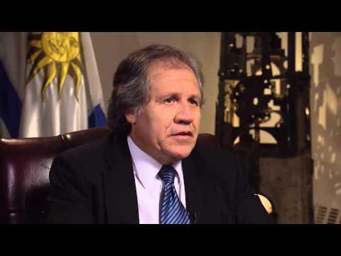 Luis Almagro - CCTV America (2014) China