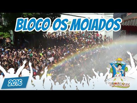 Bloco Os Moiados 2016 (terça-feira) - Carnaval de Nazaré Paulista