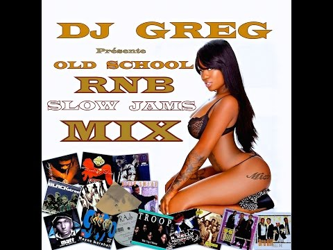 ✅  OLD SCHOOL RNB SLOW JAMS MIX