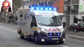 Police Motorcycle Escort Pediatric Ambulance
