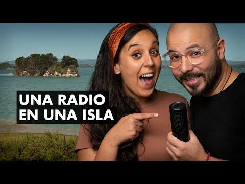 Fuimos a la Radio La Voz del Budi, Chile 📻 🇨🇱
