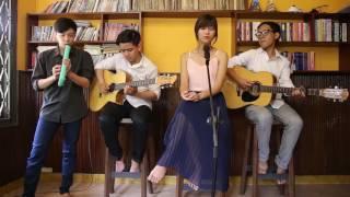 LK Người thầy - Xe đạp ơi - Acoustic guitar - Band cover - Nuhula