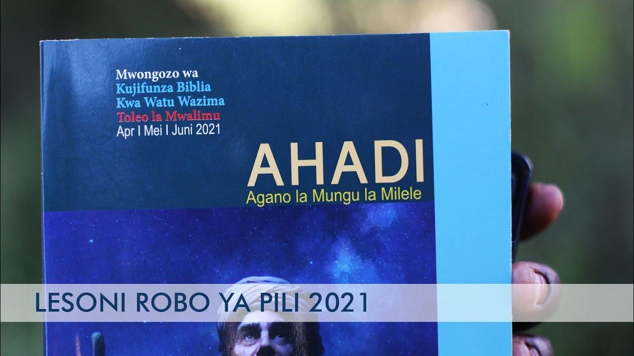 Download UTANGULIZI LESONI ROBO YA PILI 2021