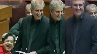 Look into My Eyes | Shah Mehmood Qureshi to Khawaja Saad Rafique - Express News
