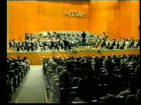 Richard Fletcher- conductor Madrid Radio Orchestra