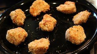 Healthy Bodybuilding Crispy Chicken Nuggets