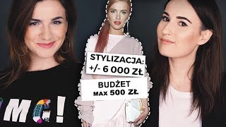 MAFFASHION - STYLIZACJA CHALLENGE (Dress for Less)