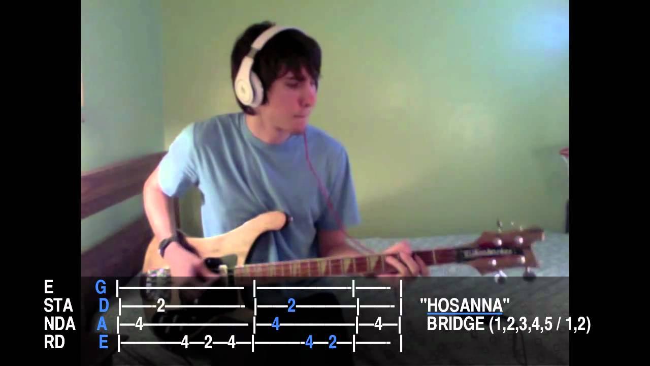 playback hillsong hosanna