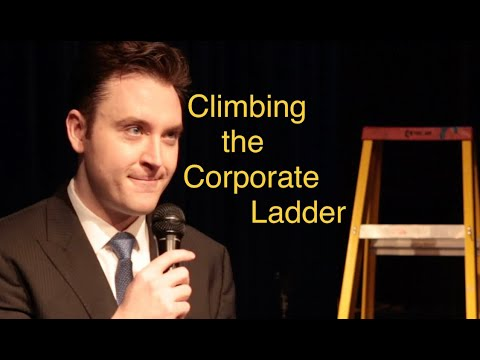 Climbing The Corporate Ladder Sean Akari Youtube