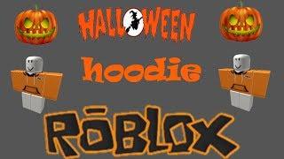 8fe0b8e3 ROBLOX HOW TO MAKE A HOODIE HALLOWEEN