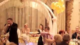 Выкуп торта на свадьбе