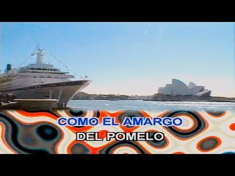 Nacho Cano - El Amargo Del Pomelo - Karaoke - Cover Instrumental - Sydney