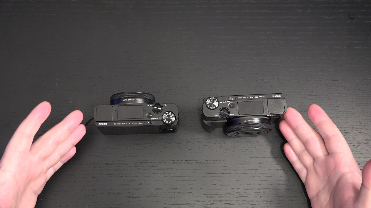 Sony RX100 VI Problems