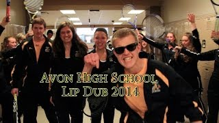 Avon High School Lip Dub 2014