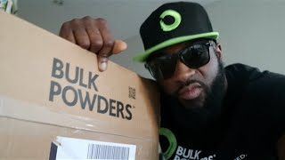 Bulk Powders Unboxing | Special Delivery | Gabriel Sey