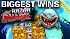 Top 10 Slot Wins on Razor Shark