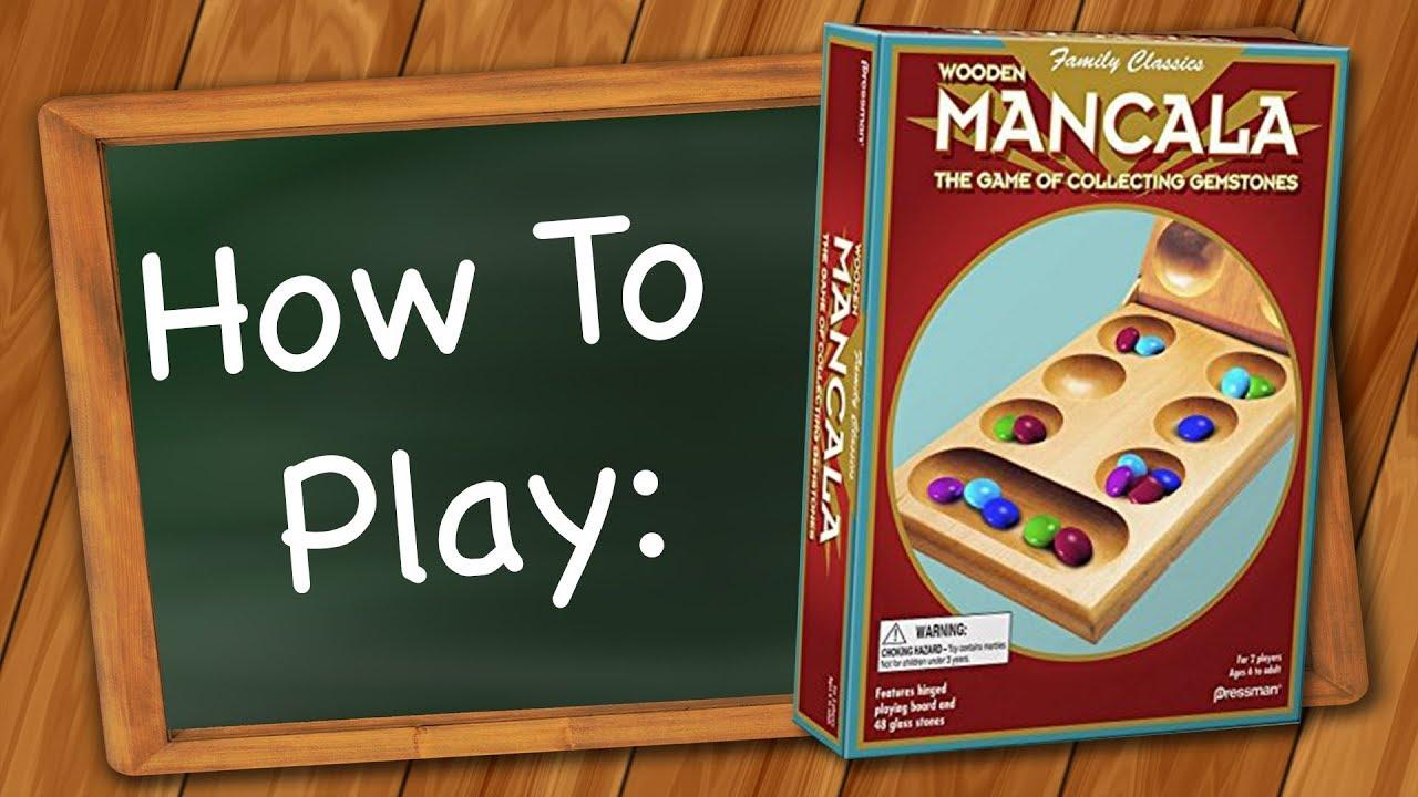 How To Play Mancala Youtube