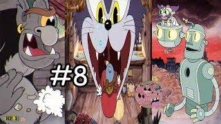 Cuphead - Tom Y Jerry En Cuphead #8
