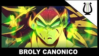 Analisis: El Broly CANÓNICO de Akira Toriyama / 9 Datos Interesantes - Dragon ball Super Pelicula