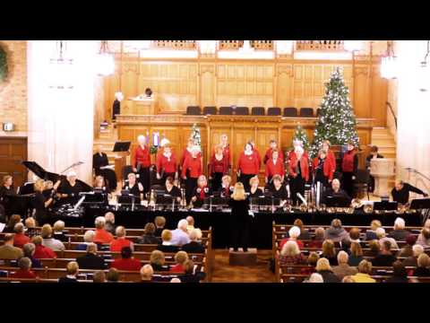 First Presbyterian Church Fargo- A Christmas Carol Ring and Sing-Along