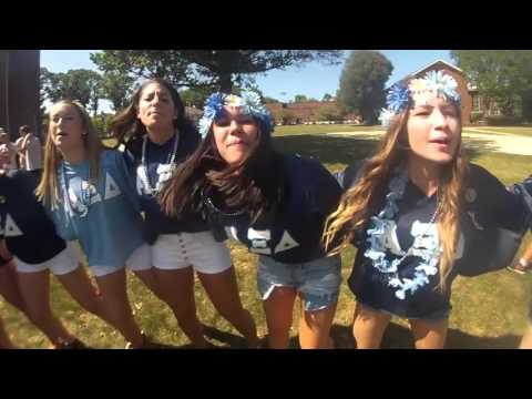 Rider University | Alpha Xi Delta Recruitment Video 2016