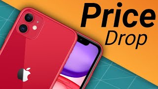 iPhone 11 News - INDIA Price Drop Finally!
