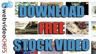 Download free royalty free stock video