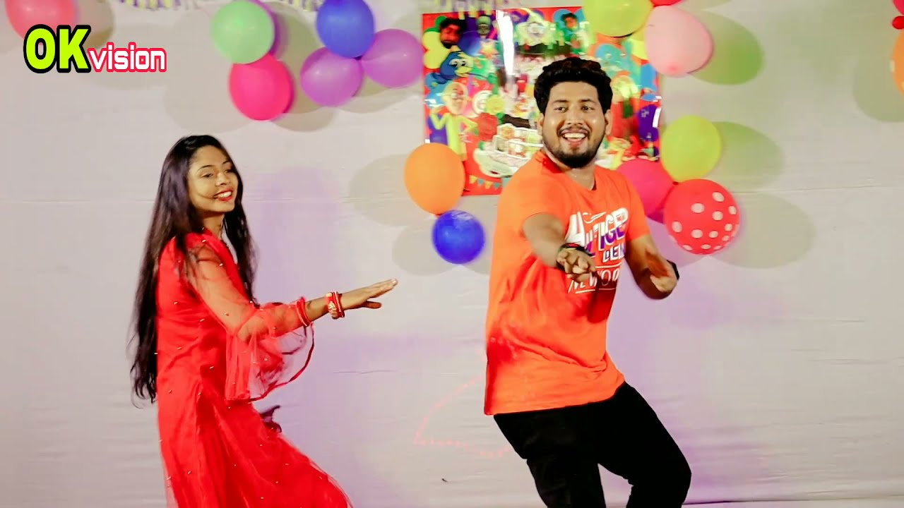 Gore tan se sarakta Jaye   Govinda Bollywood Dance Style   Hindi Dance song   Model Badol ok vision