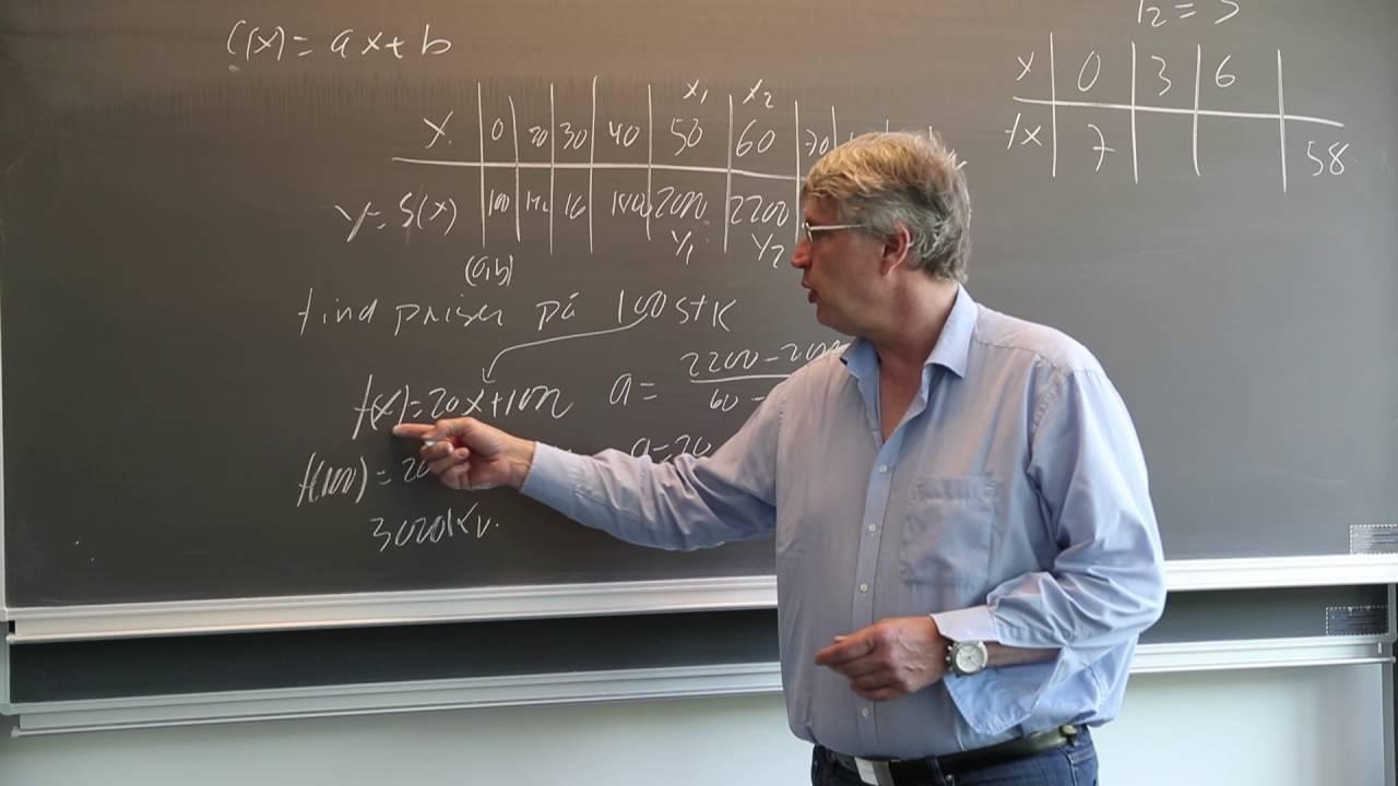 matematik eksamen uden hjælpemidler