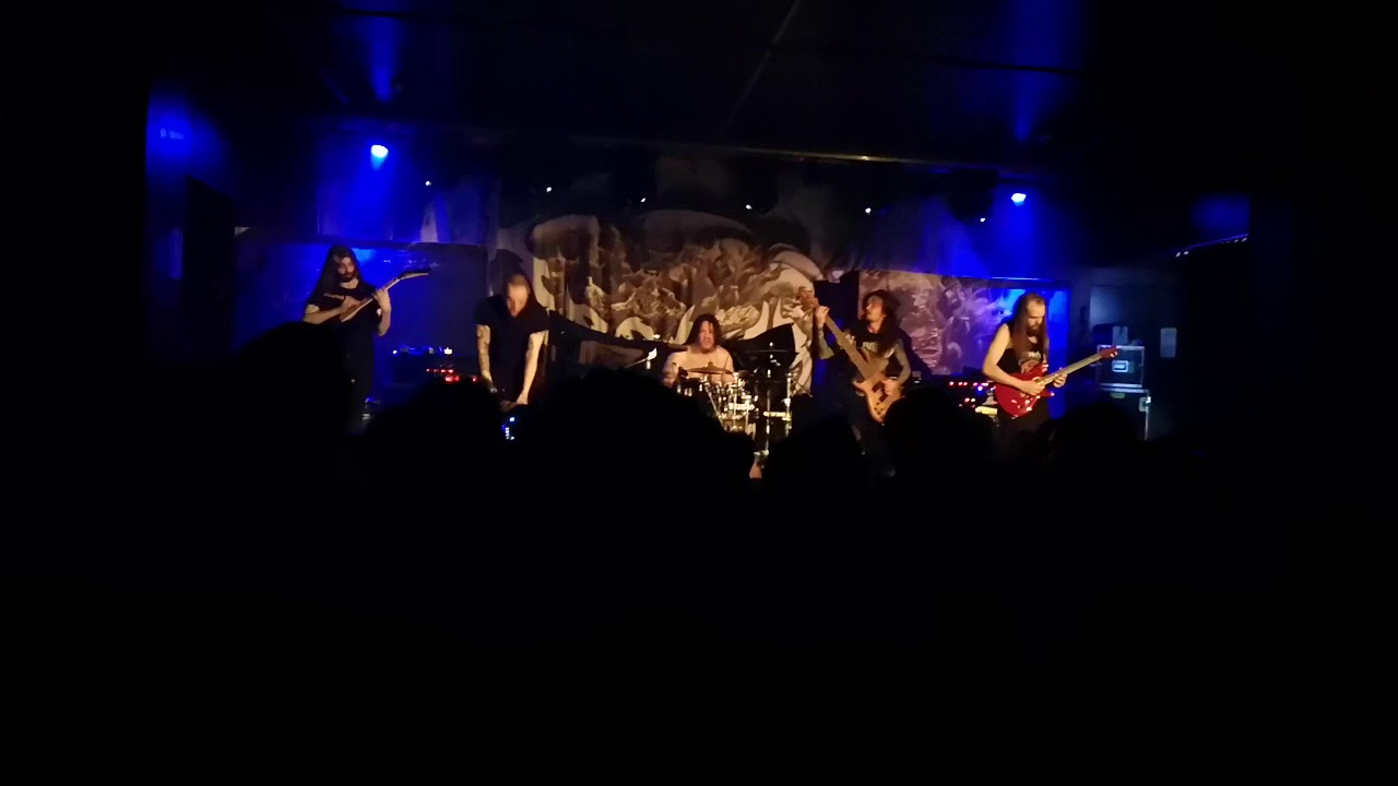 Guitar Showcases : New First Fragment live footage from Portugal surfaces