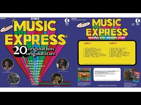 LP Music Express - 1975 Selo Ktel