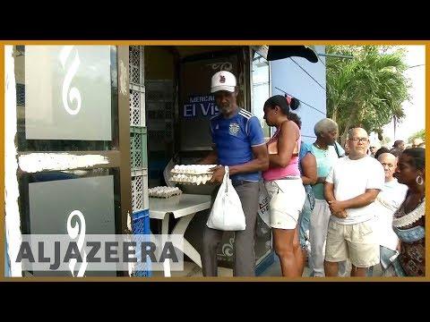 Gaby Calderon - El gobierno de Cuba se activa por la crisis económica