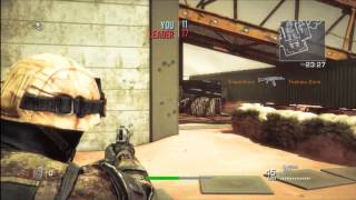 Spec Ops The Line Multiplayer Full length Deathmatch [HD]