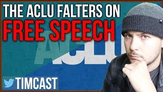 The ACLU Has Backed Away From Defending Free Speech