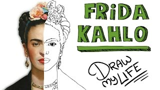 Video FRIDA KAHLO | Draw My Life En Español download MP3, 3GP, MP4, WEBM, AVI, FLV Juni 2017