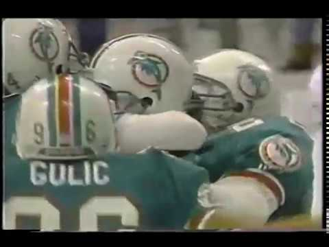 1993 Wk 13 Weaver and Mandich Call the Leon Lett Play