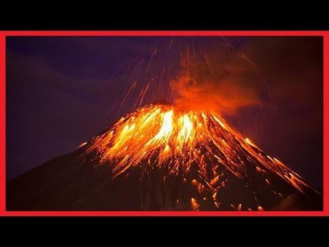 вулкан хуз