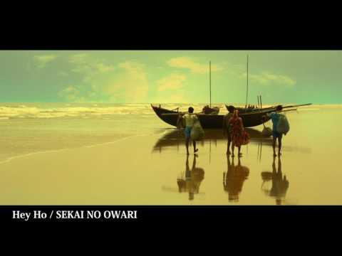 Hey Ho / SEKAI NO OWARI(Jazz-Pop piano)