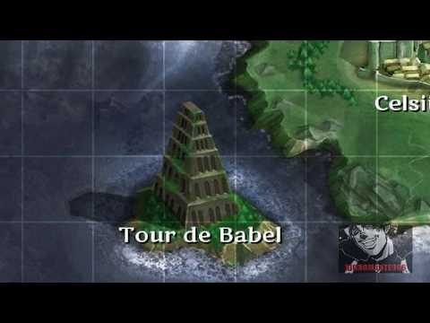 Celsius Heroes - Como llegar a la Torre de Babel